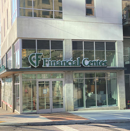 Downtown Richmond Financial Center